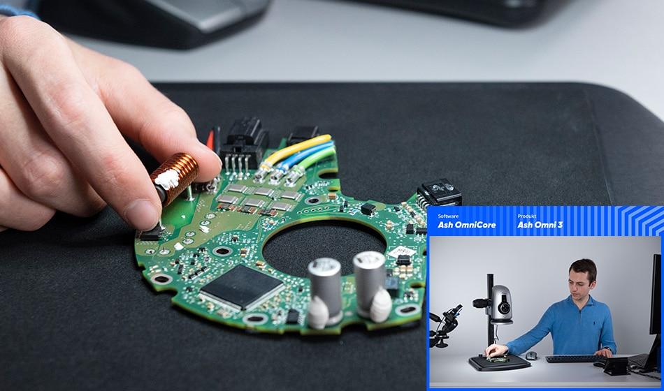 Online Produktvorstellungen algona 3D Scanner Drucker Digitale Mikroskopie