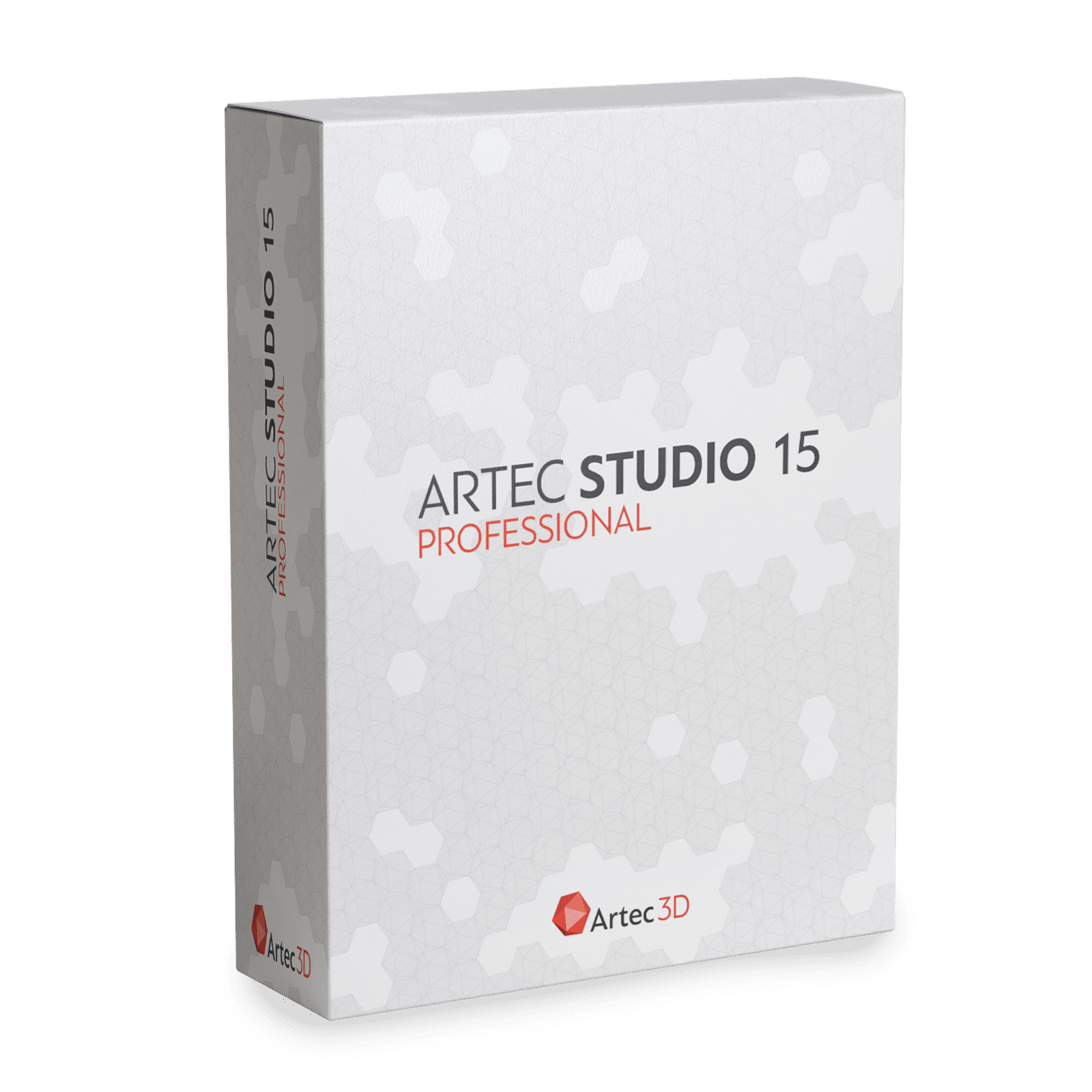Artec Studio 15 3D Software