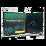 Mountains Map