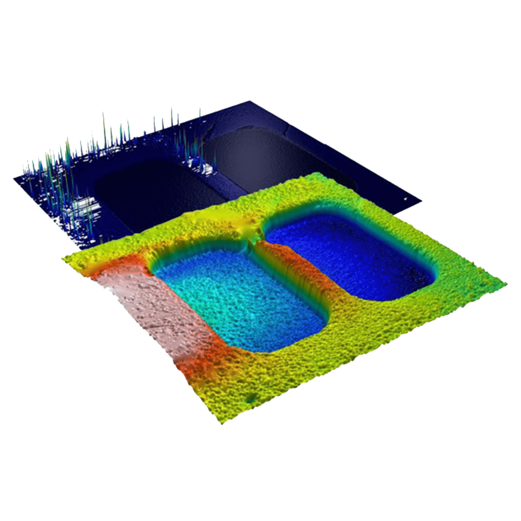 Digital Surf Mountains Map 3D Software