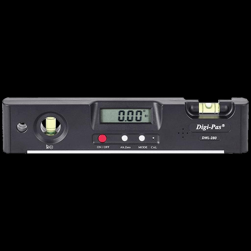 Digi-Pas DWL 280 Pro digitale Wasserwaage