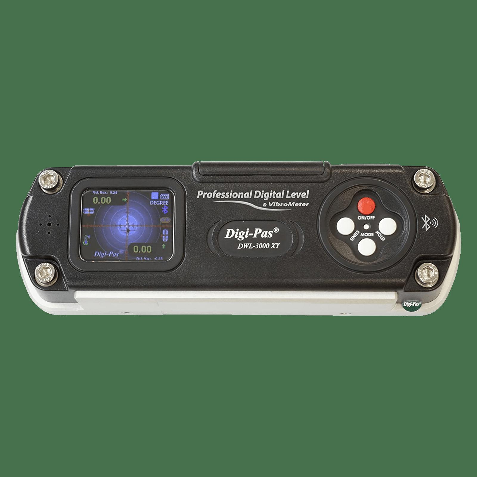 Digi-Pas DWL 3000XY BT digitale Wasserwaage