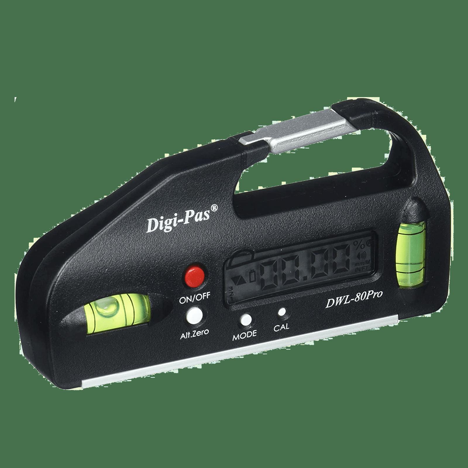 Digi-Pas DWL 80 Pro digitale Wasserwaage