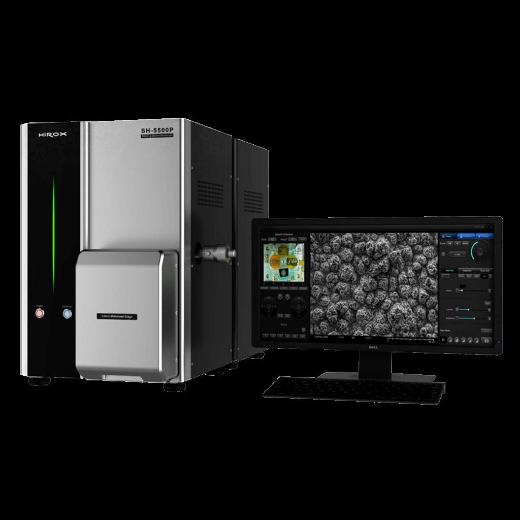 Hirox SH5500P Rasterelektronen Mikroskop